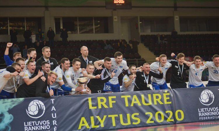 LRF taurės finalinis ketvertas sugrįžta į Garliavą