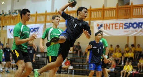 International Youth Handball Tournament02