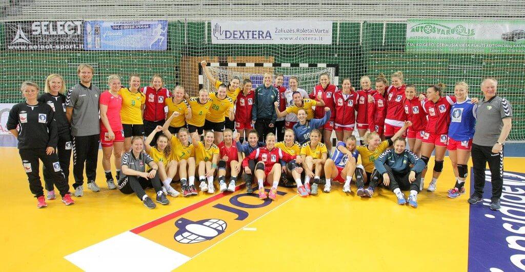 Lietuva - Norvegija 2015 m.