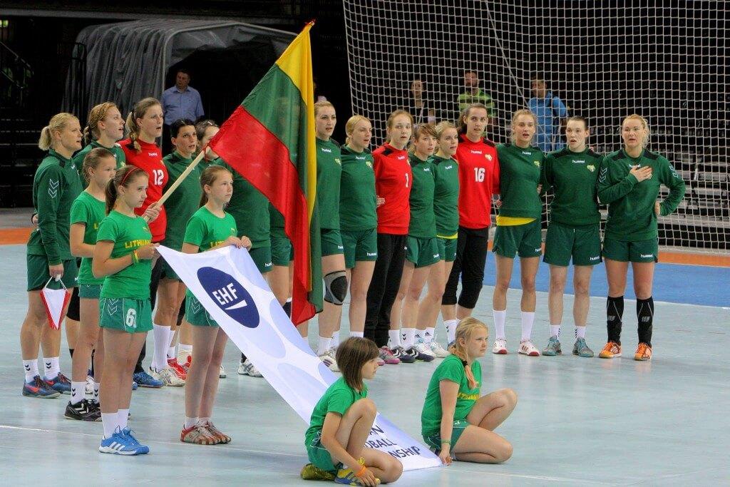 Lietuvos moterų rinktinė 2014 m.