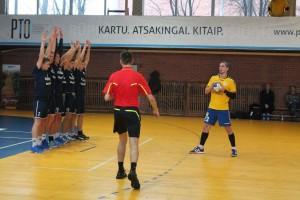 HC Vilnius rungtynės