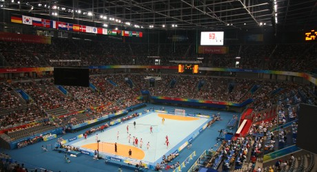 National_Indoor_Stadium,_Bronze_Medal_Handball_Match_2008