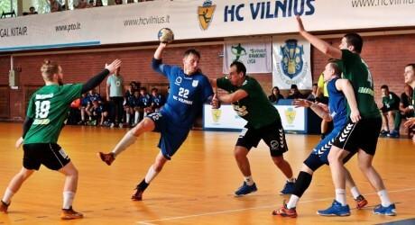 Martynas Žala (HC Vilnius) LRL nuotr