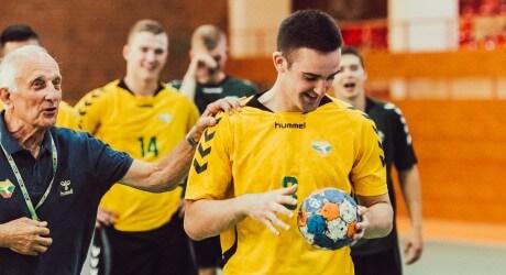 Lietuvos rankinis U18 - 2016-13