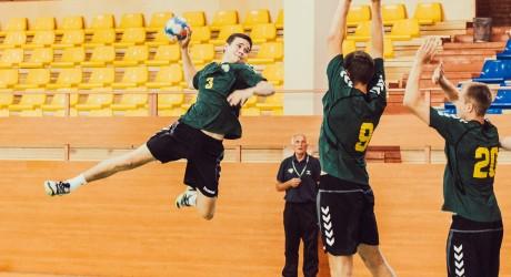 Lietuvos rankinis U18 - 2016-15