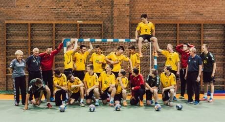 Lietuvos rankinis U18 - 2016