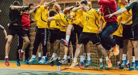 Lietuvos rankinis U18 - 2016 - žaidėjai-59