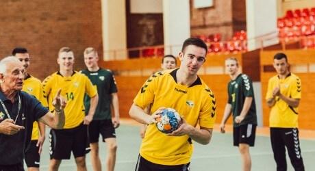Lietuvos rankinis U18 - 2016-14