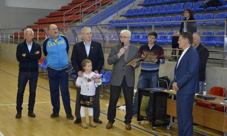 Ambasadoriaus taurė – Lietuvos komandai