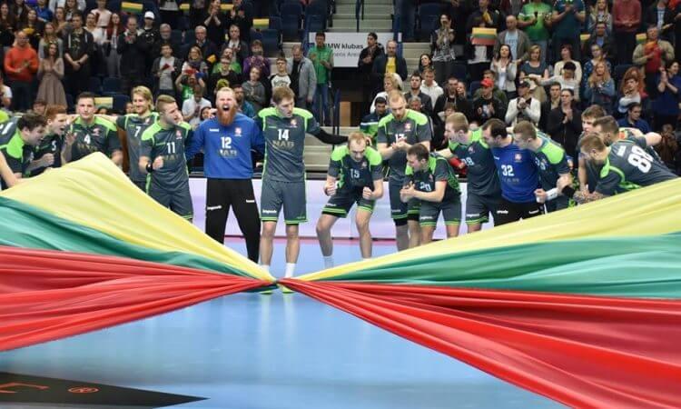 Lietuvos rinktinė sužinojo varžovus pasaulio čempionato atrankoje