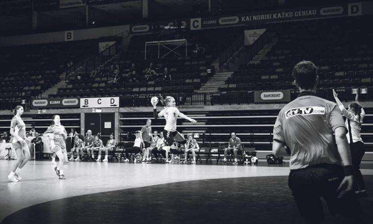Lietuvos merginų rinktinė Europos čempionato finale! (video)