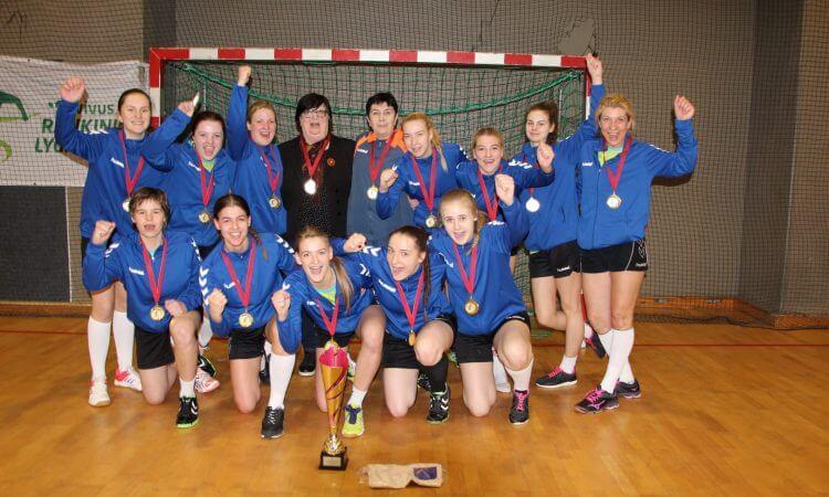 LRF moterų I-osios lygos varžybose – uteniškių triumfas