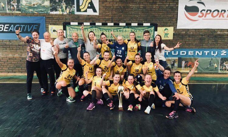 """""""ACME – Žalgiris"""" – Lietuvos moterų lygos čempionės"""