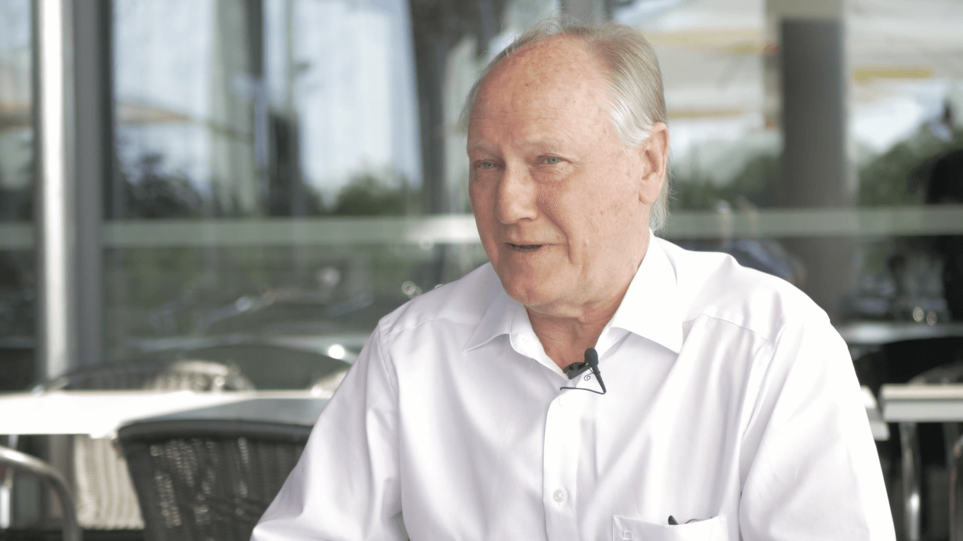 Antanas Skarbalius interviu