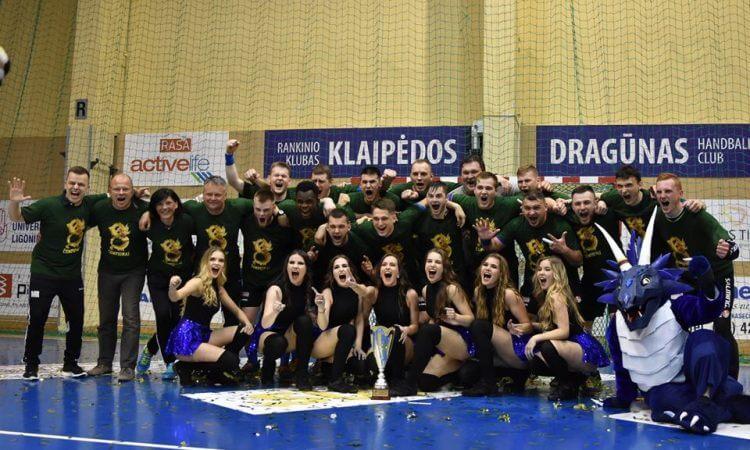 Europos turnyruose – 5 Lietuvos komandos
