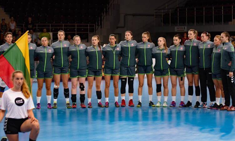 Pasaulio čempionato atrankos kovos Lietuvos merginų lauks Šveicarijoje