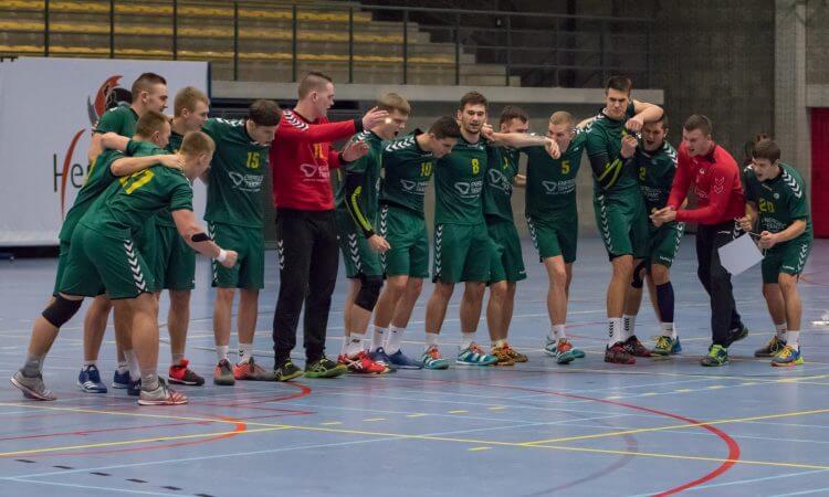 U20 vaikinų rinktinė Europos čempionatui Makedonijoje rengiasi Vilniuje