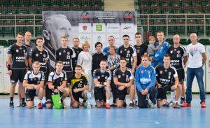 JONO CUP 2018 2 vieta - Alytaus RK VARSA-STRONGLASAS