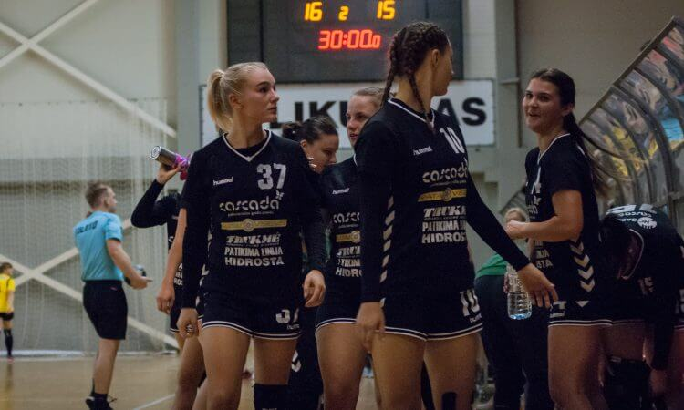 Baltijos moterų lygoje visos trys Lietuvos ekipos startavo pergalingai (VIDEO)