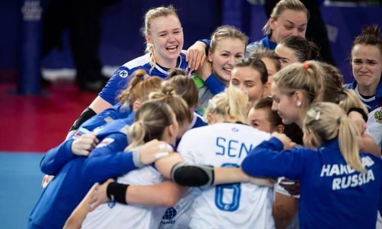 Europos moterų rankinio čempionato finale Rusijos ir Prancūzijos akistata
