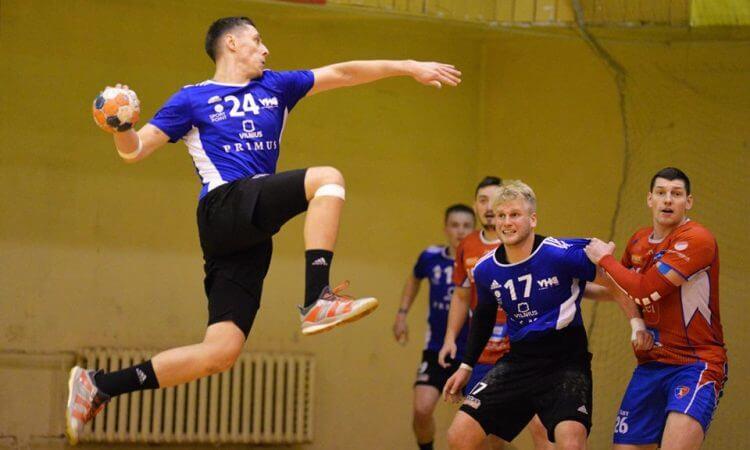 """EHF Iššūkio taurės aštuntfinalis: """"Šviesos"""" pralaimėjimas bosniams bei dviejų lietuvių pergalės"""