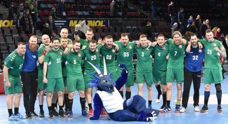 Lietuva pergalė