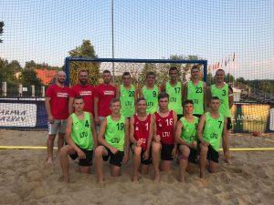 vaikinai u17 Lenkija