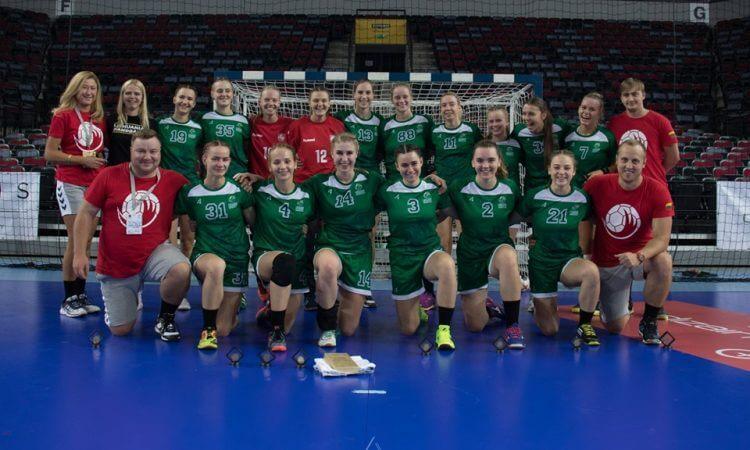 Lietuvos merginų iki 19 metų rinktinė pralaimėjo mažajame finale prieš Turkiją