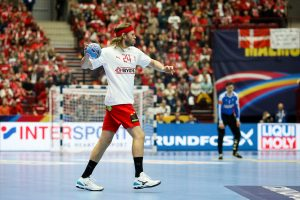 Men's EHF EURO 2020 Sweden, Austria, Norway - Preliminary Round - Group E, Denmark vs Iceland, Malmo Arena, Malmo, Sweden, 11.1.2020, Mandatory Credit © Anze Malovrh / kolektiff