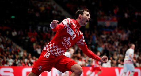 Men's EHF EURO 2020 Sweden, Austria, Norway - Main Round - Group I, Croatia vs Austria, Wiener Stadthalle, Vienna, Austria, 16.1.2020, Mandatory Credit © Uros Hocevar / kolektiff