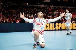 Men's EHF EURO 2020 Sweden, Austria, Norway - Final weekend - Semi Final 1 - Norway vs Croatia, Tele2 Arena, Stockholm, Sweden, 24.1.2020, Mandatory Credit © Jozo Cabraja / kolektiff
