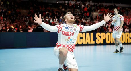 Men's EHF EURO 2020 Sweden, Austria, Norway - Final weekend - Semi Final 1 - Norway vs Croatia, Tele2 Arena, Stockholm, Sweden, 24.1.2020, Mandatory Credit © Jozo Cabraja / kolektiff