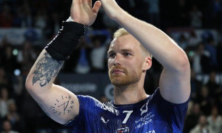 """Iš Danijos J.Truchanovičiaus """"Montpellier"""" parsiveža 1 įvarčio deficitą"""