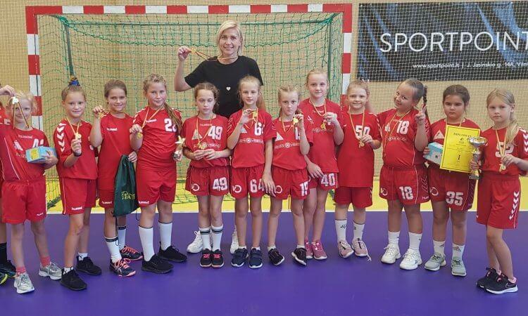 Lietuvos rankinio federacija sėkmingai užbaigė praėjusio sezono jaunimo varžybas