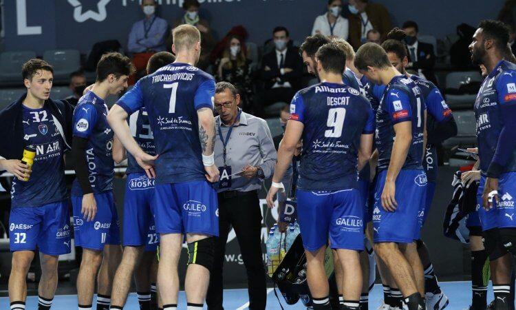 """J.Truchanovičiaus """"Montpellier"""" sutriuškino """"Bešiktaš"""" ekipą"""