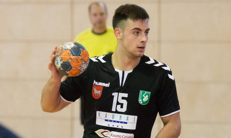"""""""Granitas-Karys"""" sužinojo varžovus EHF Europos taurės varžybose"""