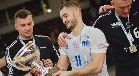 Laurynas Palevičius taurė