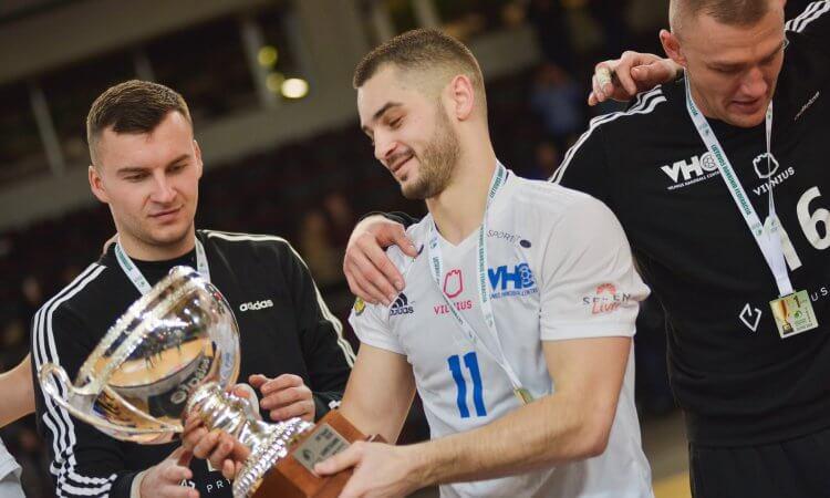 Paaiškėjo LRF taurės pusfinalių poros