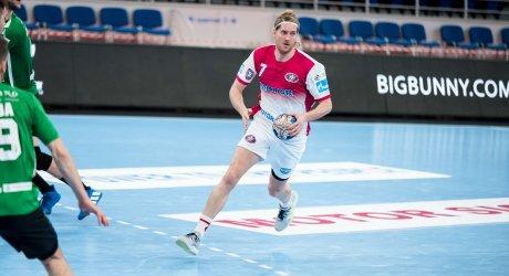 Aidenas Malašinskas EHF