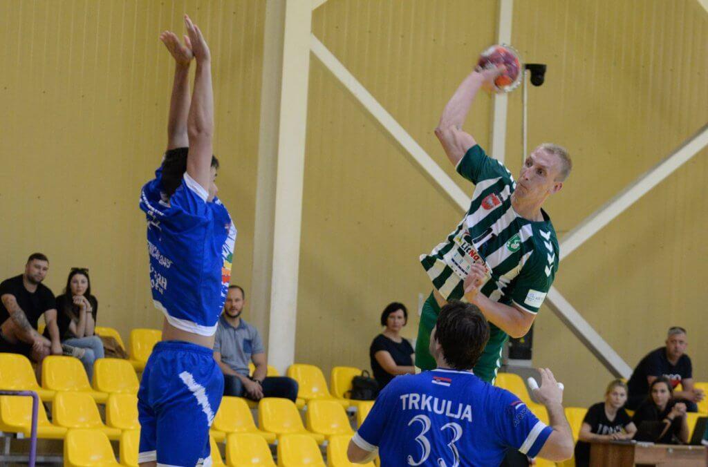 Vartus atakuoja P.Šarkauskas – klubo nuotr.