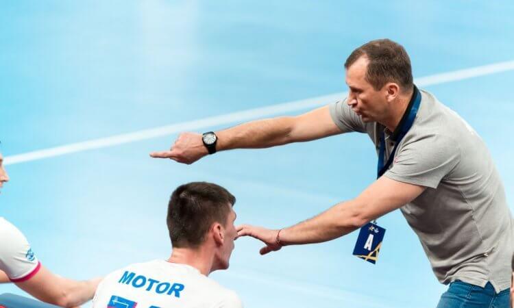 G.Savukynas: viena yra žaisti Ukrainos lygiu, kita – Čempionų lygoje