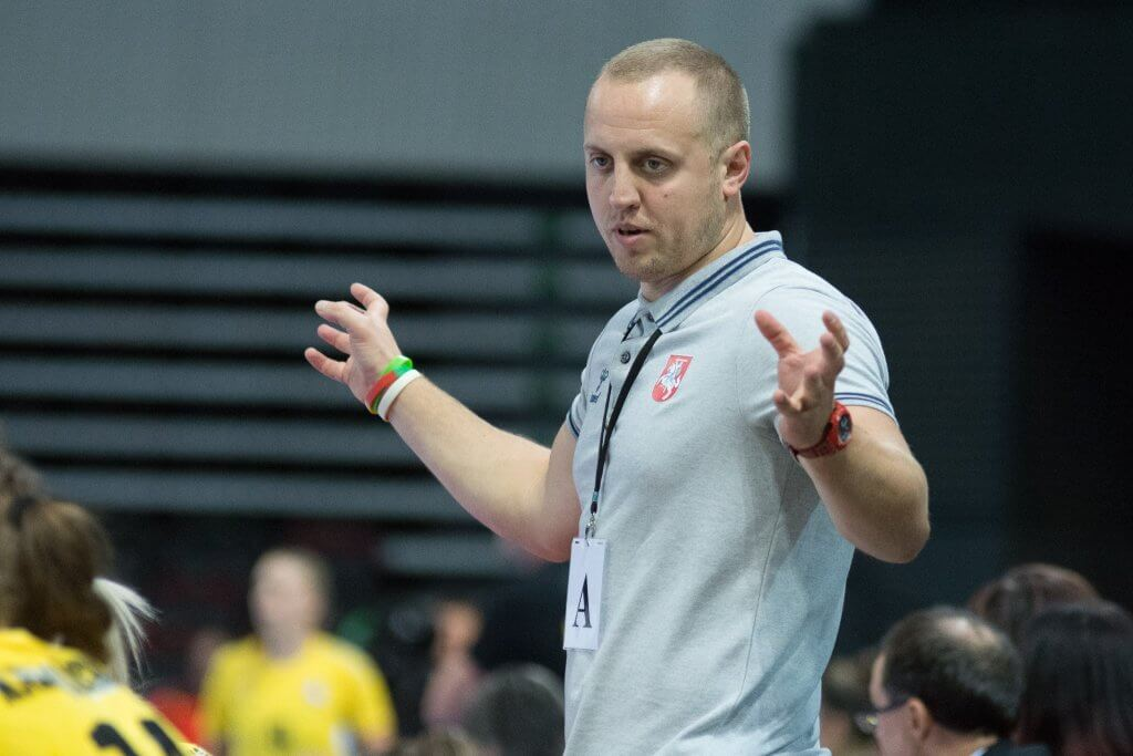 Karolis Kaladinskas vyr treneris
